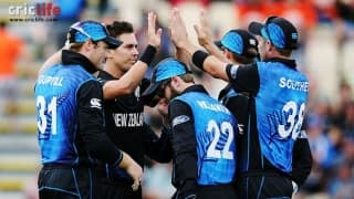 ICC Cricket World Cup 2015: Moods and Moments from New Zealand vs Bangladesh, Hamilton
