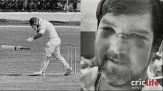 When Malcolm Marshall rearranged Mike Gatting's face with a lethal delivery