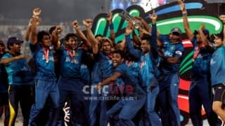 ICC World T20 2014: Finally Sri Lanka tasted World Cup success after a long time