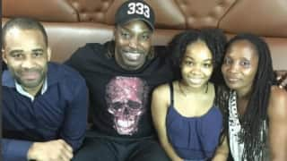 The other side of big hitter Chris Gayle: A man with a big heart