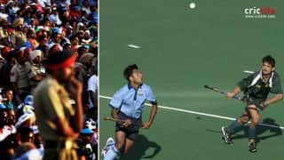 Former India hockey captain on police duty for ICC World WT20 matches in Mohali