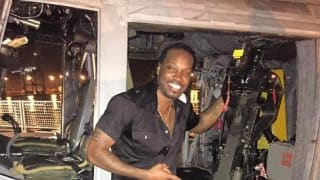 Chris Gayle ready to fly with super modern techno wings