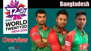 ICC World T20 2016, Bangladesh overview: Rising 'Tigers' look to add another feather in their cap