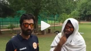 Gagandeep Singh steps into Sunny Deol's shoes in his dubsmash video
