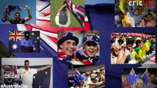 Allan Border, Steve Waugh, Ricky Ponting, Michael Clarke and other Australian cricketers say what Australia Day means to them