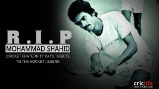 Virender Sehwag, Shikhar Dhawan and others pay tribute to hockey legend Mohammad Shahid