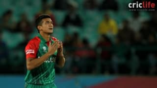 BCB chief Nazmul Hassan disappointed with Taskin Ahmed's ban, feels grave injustice by ICC