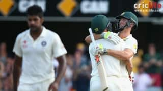 India vs Australia, 2nd Test, Day Four at Brisbane: Pick of the tweets