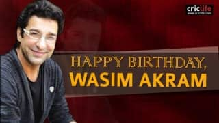 Wasim Akram: 14 facts you should know about the legendary Pakistani