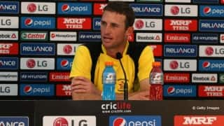 Sean Williams: 'The match against the UAE was a really good game to watch and play'