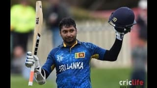 ICC Cricket World Cup 2015: Moods and Moments from Sri Lanka vs Scotland, Hobart