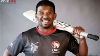 Cricket World Cup 2015: Vasai village to root for UAE cricketer Swapnil Patil