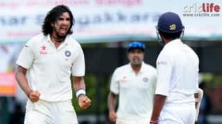 What's the harm in an angry Ishant Sharma?