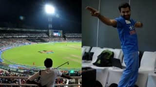 Breaking News: It was Rohit Sharma's decision to shift India-Pakistan clash to Eden Gardens from Dharamsala