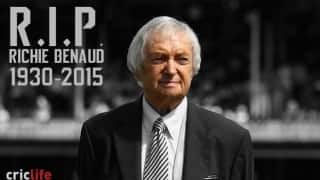 Richie Benaud: His silence was as captivating as his words