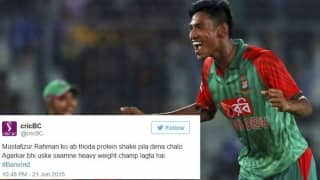 Indian fans poke fun at Bangladesh on Twitter during Asia Cup opener
