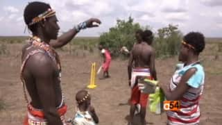 Video: Maasai Cricket Warriors bat for a noble cause; to raise FGM awareness