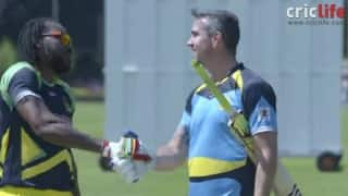 The Big Bang: Chris Gayle vs Kevin Pietersen in battle of sixes!