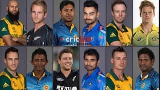 Dream Team: ODI XII from the best of 2014