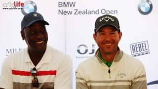 Moods and Moments from 2015 BMW New Zealand Open Championship