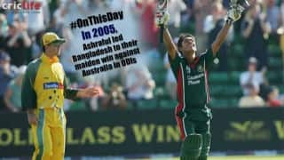 When 'minnows' Bangladesh stunned the strong Australians at Cardiff