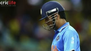 Australian media baffled by MS Dhoni's approach in the semi-final against Australia