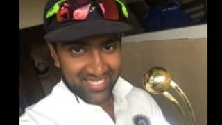 VIDEO: R Ashwin dons journalist's hat; asks Carlos Brathwaite question in press conference