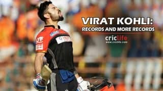 Infographic: Virat Kohli's 752 and counting, the most in a single edition of IPL