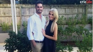 Ben Cutting and Erin Holland