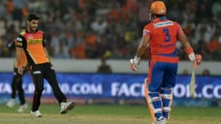 LIVE Streaming GL vs SRH, IPL 2016, Qualifier 2: Watch Free Live Telecast of Gujarat Lions vs Sunrisers Hyderabad at Delhi on Starsports.com
