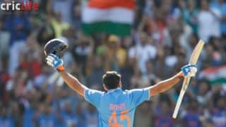 Rohit Sharma returns!