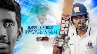 Wriddhiman Saha: 10 little known facts to know about the Indian Test wicket-keeper