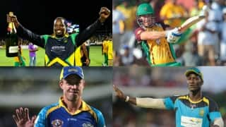 CPL 2016: Best XI from the fourth edition of Caribbean T20 carnival