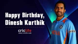 Dinesh Karthik: 10 interesting things to know about the perpetual fringe man of Indian cricket