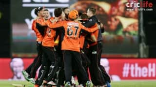 Perth Scorchers clinch a thriller against Sydney Sixers to win the BBL 2015