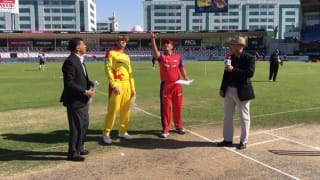 MCL Live Streaming: Sagittarius Strikers vs Gemini Arabians at Dubai