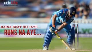 An ode to Suresh Raina's outings in Australia