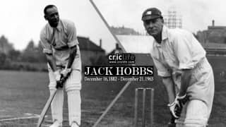 Jack Hobbs: 10 records that stand the test of time