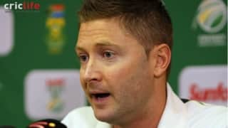 ICC Cricket World Cup 2015: Michael Clarke may miss Australia's opening match