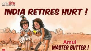 Amul ads on Sachin Tendulkar