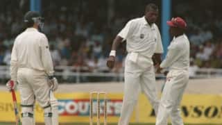 Curtly Ambrose and Steve Waugh: When two cricket legends had an ugly verbal spat