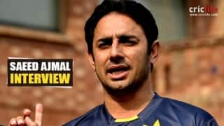 'Looking forward to playing again for Pakistan'