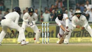 Twitterati mock Hashim Amla's resistance in 2nd innings of the Delhi Test