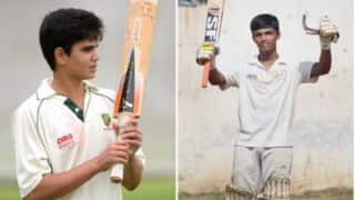 Why Arjun Tendulkar's selection is right ahead of Pranav Dhanawade