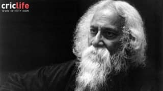 Rabindranath Tagore conquers India-Bangladesh ICC Cricket World Cup 2015 quarter-final match
