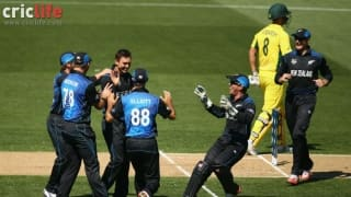 Live updates and pick of the tweets: Australia vs New Zealand, Melbourne