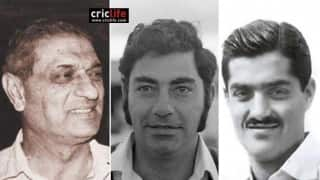 12 Parsis who played Test cricket for India