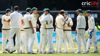 13 interesting statistical highlights from the 1st Test between Australia and West Indies at Hobart