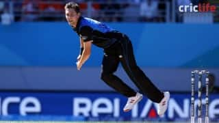 Trent Boult: I was pretty wound up going in to bat