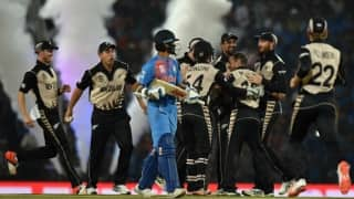 India's lowest total in World T20 and 14 other statistical highlights from India vs New Zealand match at Nagpur